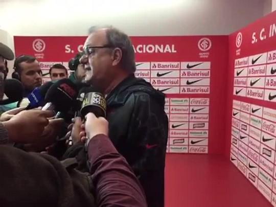 Piffero fala sobre atuação do Inter contra o Botafogo