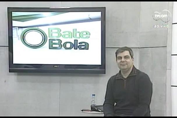 TVCOM Bate Bola. 2º Bloco. 01.08.16
