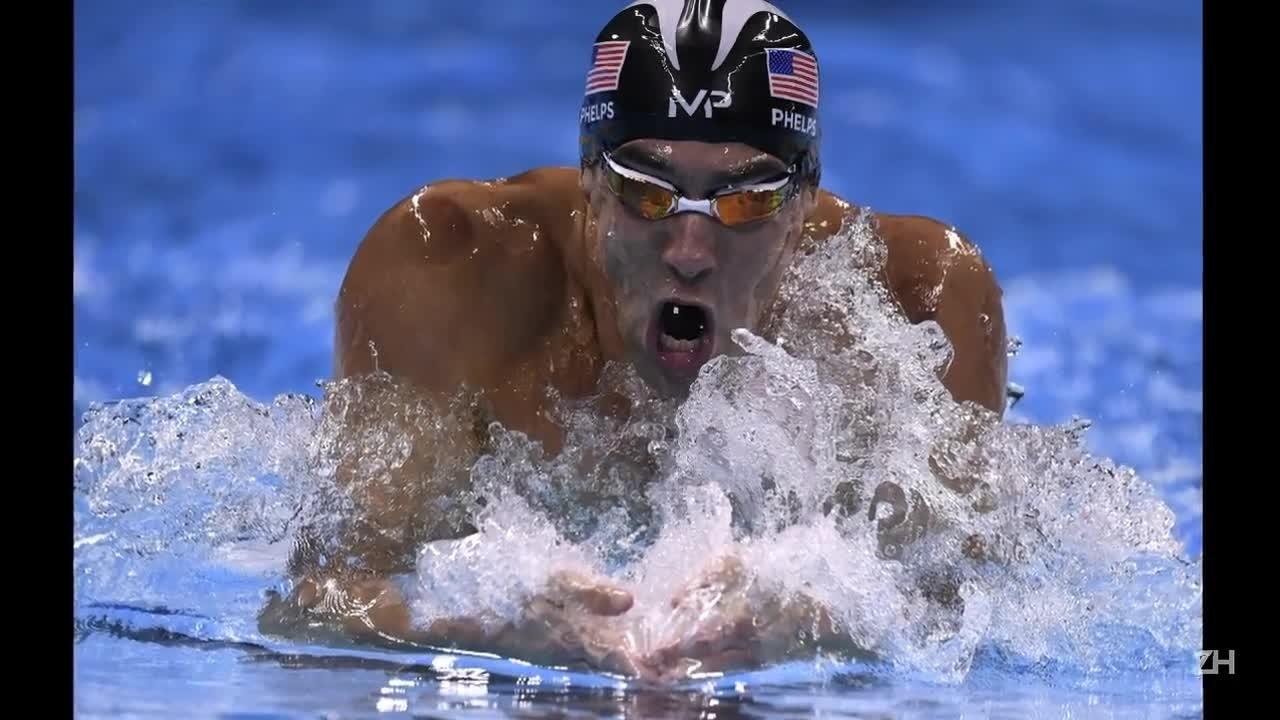 Phelps conquista tetra inédito nos 200 m