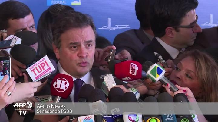 Lideranças reagem ao impeachment de Dilma