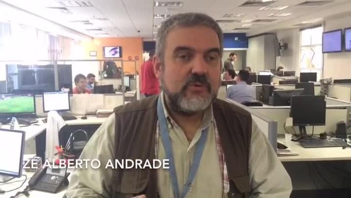 Zé Alberto Andrade projeta primeiro jogo do Grêmio sem Roger