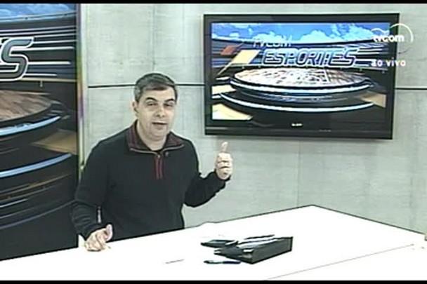 TVCOM Esportes. 3º Bloco. 14.09.16