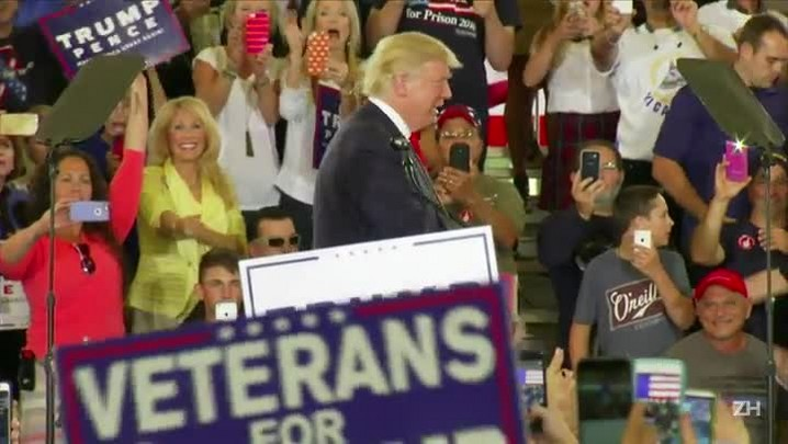 Duas mulheres acusam Trump de abuso sexual