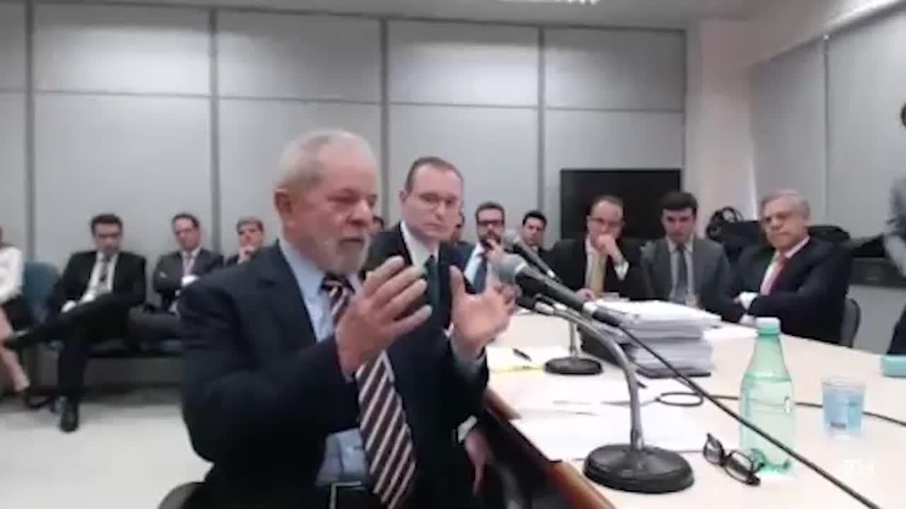 """Lula: \""""Palocci é médico, é calculista, é frio\"""""""