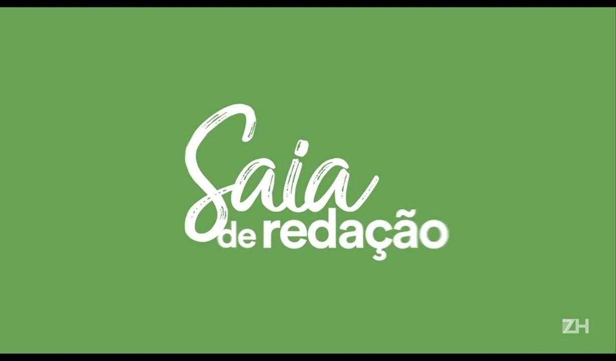 Saia de Redação: Renato Portaluppi