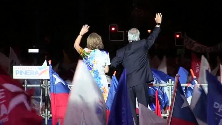 Sebastián Piñera é o novo presidente do Chile
