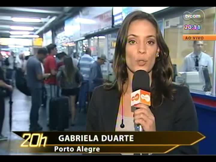 TVCOM 20 Horas - 27/12/12 - Bloco 2 - Dilma faz balanço de governo e fala em investimentos em infraestrutura