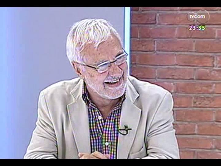Mãos e Mentes - Economista Luís Carlos Ewald - Bloco 1