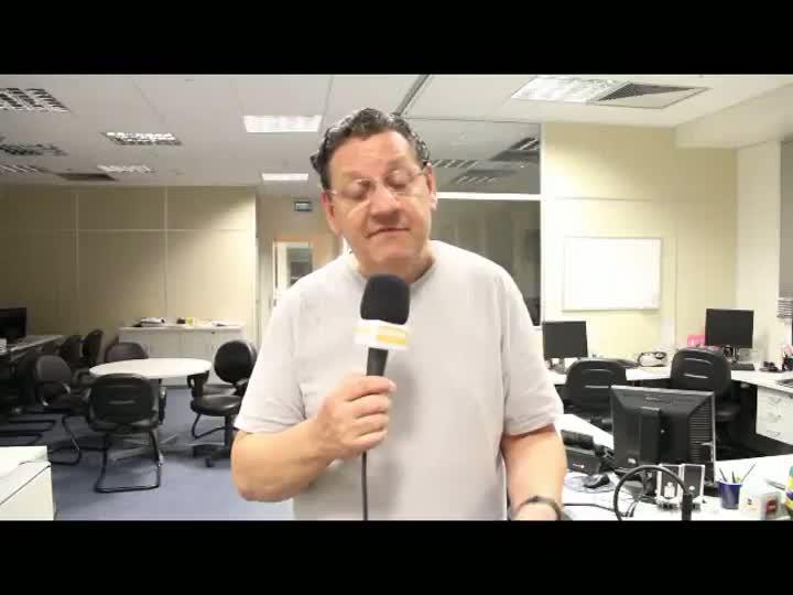Marco Antônio Pereira analisa as surpresas da convocação da Seleção. 22/01/2013