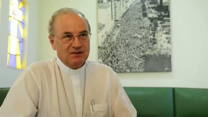 Bispo de Santa Maria comenta a tragédia