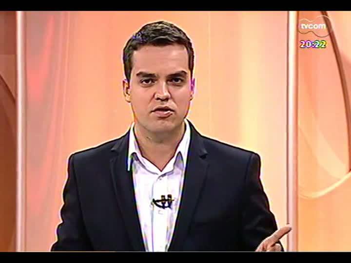 TVCOM 20 Horas - Obras no Beira-Rio - Bloco 3 - 18/02/2013