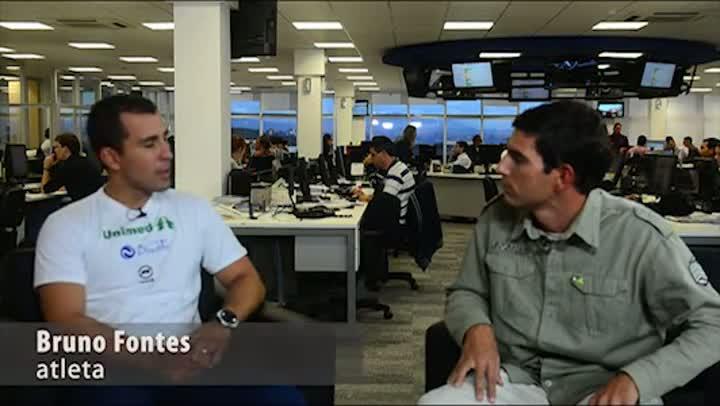 DC Esportes conversa com o velejador Bruno Fontes