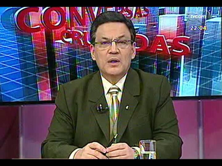 Conversas Cruzadas - Debate sobre a contratação de médicos estrangeiros no Brasil - Bloco 1 - 03/07/2013