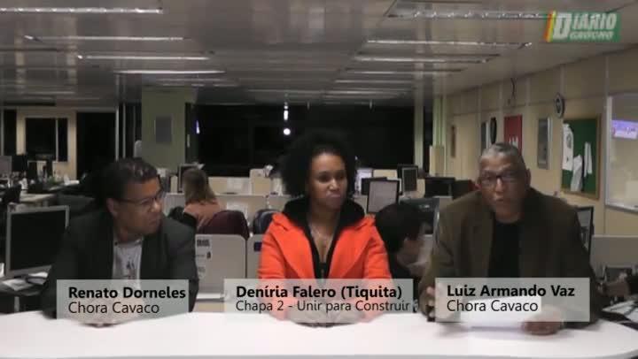 Eleições na Udesca: debate com a chapa 2