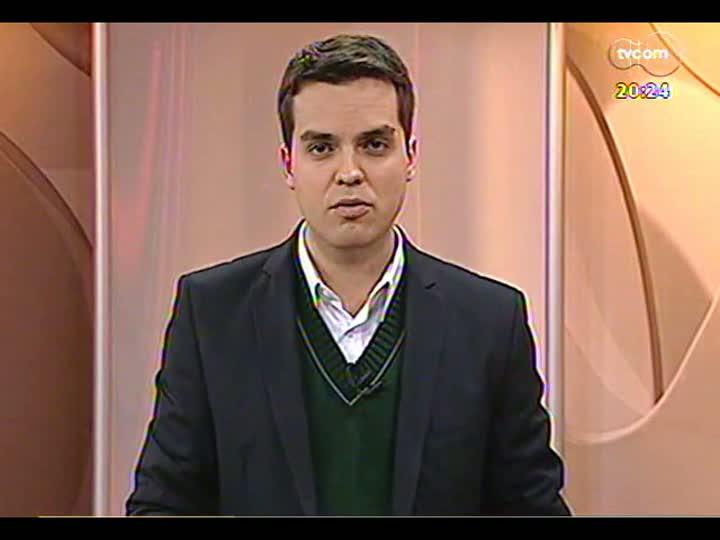 TVCOM 20 Horas - Escola pública que dá exemplo - Bloco 3 - 24/07/2013