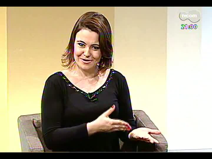 TVCOM Tudo Mais - Enólogo chileno Mario Geisse fala com Sara Bodowsky e Irineu Guarnier Filho