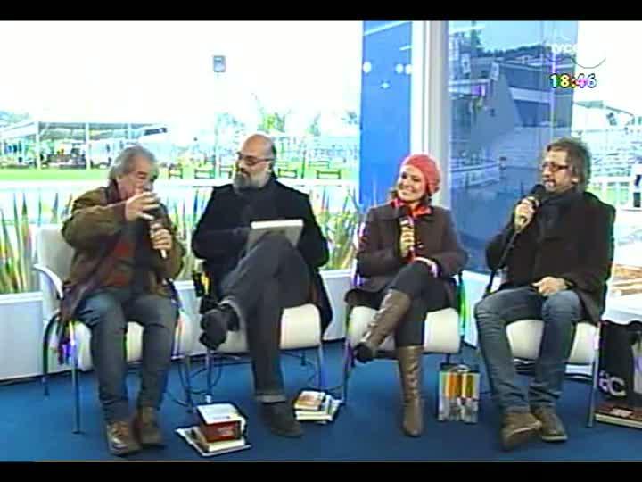 Café TVCOM - Aula de etimologia e o livro sobre A.J. Renner - Bloco 4 - 24/08/2013