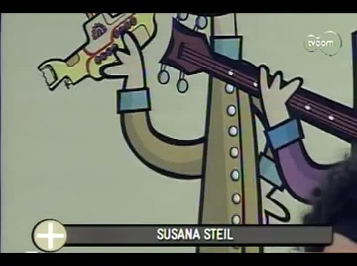 TVCOM Tudo Mais - Tartaglia Arte - 4º Bloco - 26-08-2013