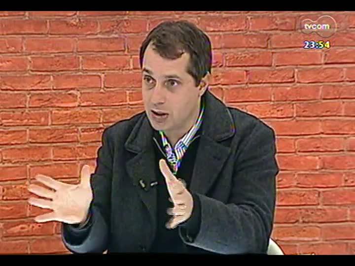 Mãos e Mentes - Promotor de justiça Miguel Granato Velasquez - Bloco 3 - 30/08/2013
