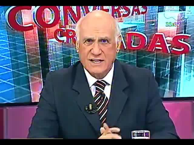 Conversas Cruzadas - Debate sobre os gargalos da infraestrutura no Rio Grande do Sul - Bloco 1 - 05/09/2013