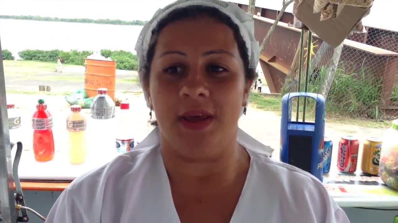 Super-Repórter vai à Usina do Gasômetro. 16/10/2013