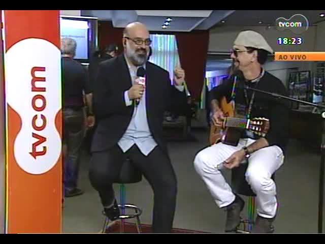 Programa do Roger - Entrevista com Nando Cordel na Festa Nacional da Música - bloco 4 - 22/10/2013