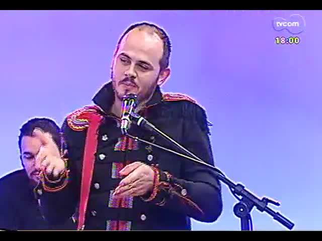 Programa do Roger - Banda Lítera lança \'EP 1 - A marquesa\' - bloco 2 - 29/10/2013