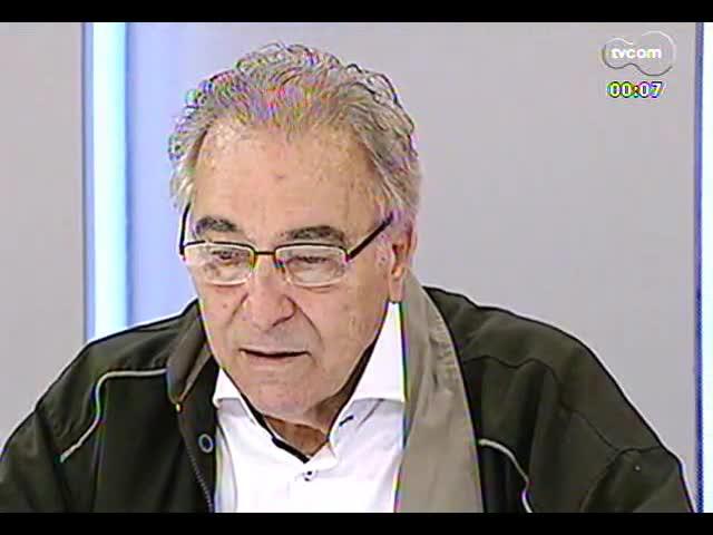 Mãos e Mentes - Comentarista esportivo e professor Ruy Carlos Ostermann - Bloco 4 - 13/11/2013