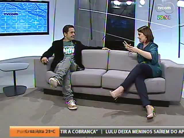 TVCOM Tudo Mais - Entrevista com o compositor e cantor uruguaio Daniel Drexler - Bloco 1
