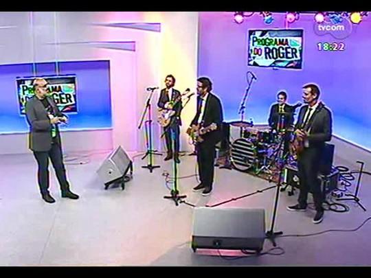 Programa do Roger - Mais um pouco do som da banda Cidadão Quem - Bloco 3 - 11/12/2013