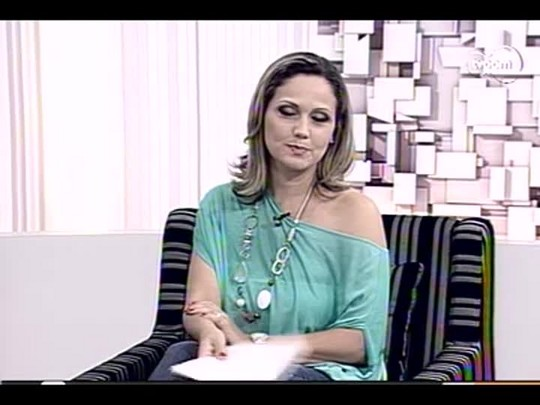 TVCOM Tudo Mais - 4o bloco - Material escolar - 07/01/2014