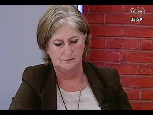 Mãos e Mentes - Coordenadora da ONG Mulheres em Construção Maria Beatriz Kern - Bloco 3 - 14/01/2014