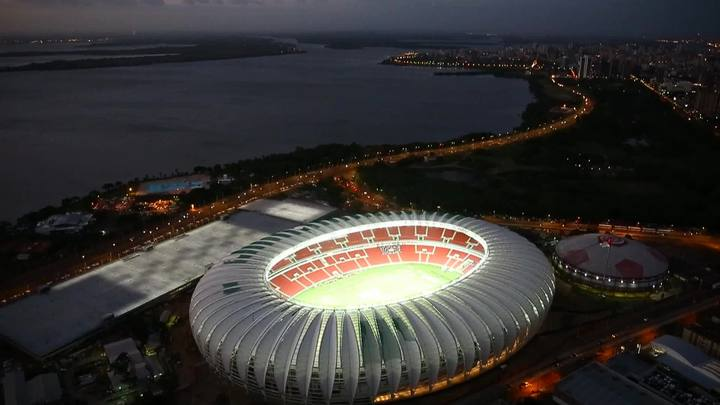 O Beira-Rio voltou
