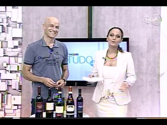 TVCOM Tudo+ - Papo de Vinho - 27/02/14