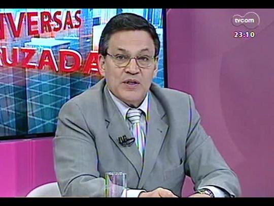 Conversas Cruzadas - Debate sobre as condições de trabalho dos servidores do IGP - Bloco 4 - 18/03/2014