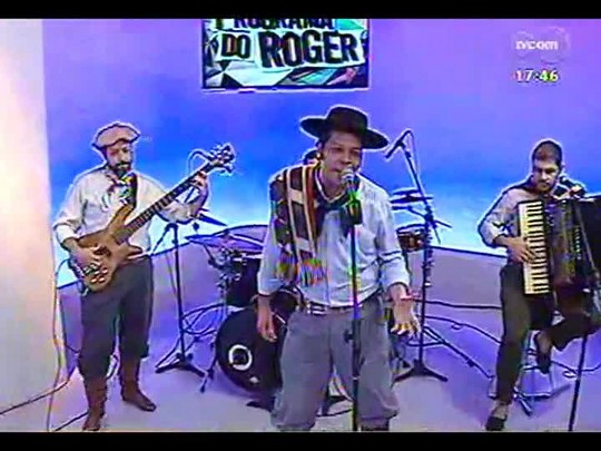Programa do Roger - Joca Martins e banda - Bloco 1 - 20/03/2014
