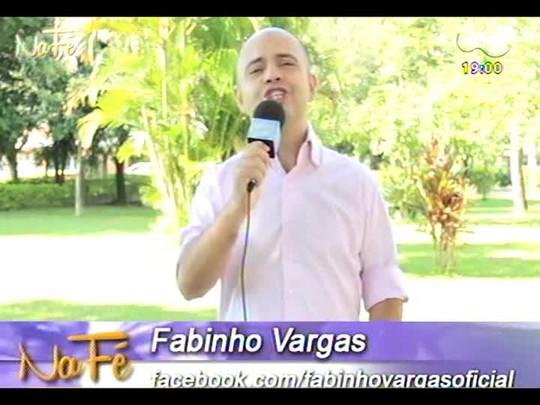 Na Fé - Clipes de música gospel e bate-papo com Brunno Velasco - 06/04/2014 - bloco 1