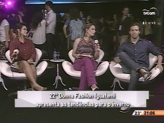 Donna Fashion Iguatemi - Franqueados Richards - 09/04/14