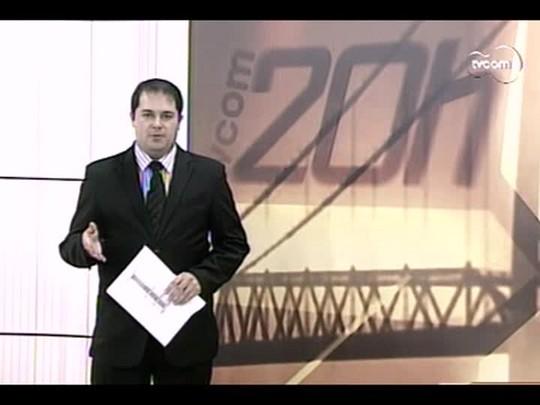 TVCOM 20 Horas - Governo entrega antigos São Lucas depois de três anos interditado. Homicídios em SC cai, mas outros crimes aumentam - Bloco 2 - 02/06/14
