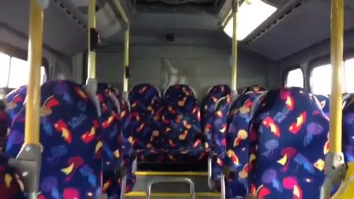 Ônibus que ligará aeroporto e hotéis da Capital inicia operação - 11/06/2014