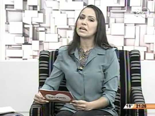 TVCOM Tudo+ - Paratleta - 29.07.14