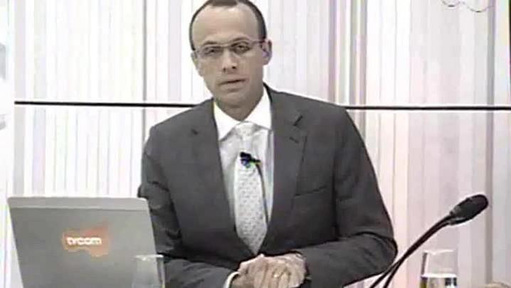 Conversas Cruzadas - Entrevista com Candidato ao Governo de SC Afrânio Boppré - PSOL - 3ºBloco -16.09.14