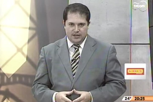 TVCOM 20h - Tornozeleiras para torcedores brigões - 2°Bloco - 29.10.14
