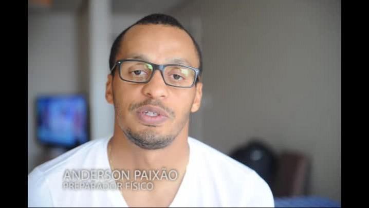 Preparador físico Anderson Paixão é convocado para a seleção brasileira