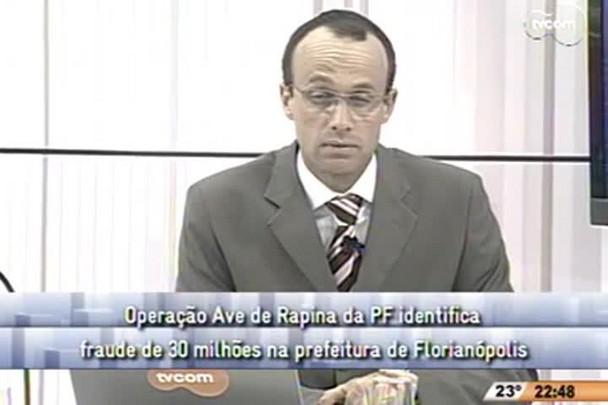 Conversas Cruzadas - Operação Ave de Rapina: como combater a corrupção dentro de instituições públicas? - 4°Bloco - 12.11.14