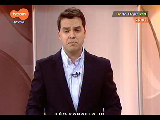 TVCOM 20 Horas - Deputado federal Beto Albuquerque (PSB) fala sobre a campanha e os planos futuros - 13/10/2014