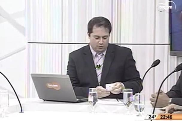 Conversas Cruzadas - Estrangeiros no Brasil passam a ter direito ao Bolsa Família - 3º Bloco - 17.12.14