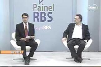 PAINEL RBS   Governador reeleito Raimundo Colombo   parte II   18.12.14