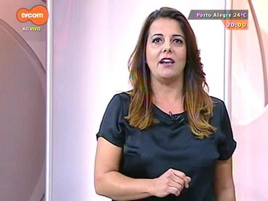 TVCOM 20 Horas - Vídeo mostra como doleiro recebia propina de deputados gaúchos do PP - 18/03/2015