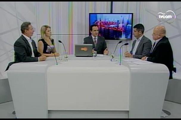 Conversas Cruzadas - Conselho Regional de Administração de SC traz novas propostas para gestores - 4ºBloco - 06.04.15